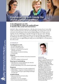 Web thumb u3243 01 upphandling och inkop for chefer i offentlig sektor web