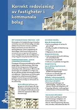 U3319 01 korrekt redovisning av fastigheter i kommunala bolag thumb