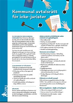 U3350 01 kommunal avtalsratt for icke jurister thumb