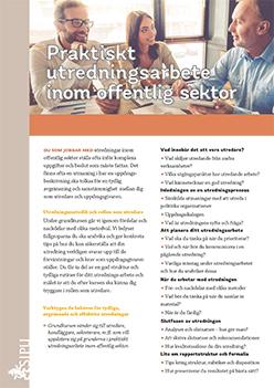 U3212 10 praktiskt utredningsarbete inom offentlig sektor grundkurs thumb